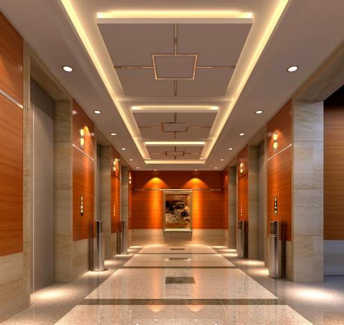 商场电梯装修效果图