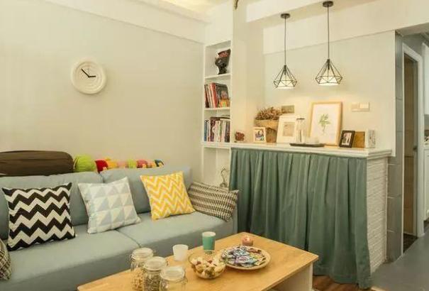 张家港单身公寓装修预算