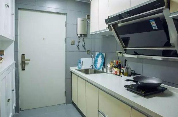 张家港单身公寓装修