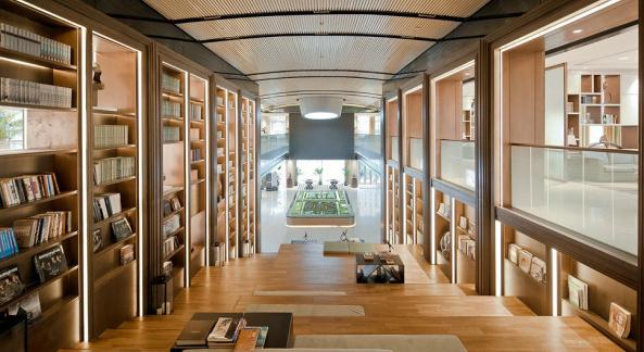 芜湖图书馆装修多少钱