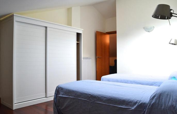 出租房卧室案例