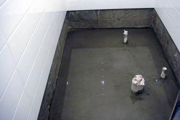 5平米衛生間防水