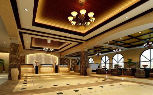 三亚酒店装修材料使用