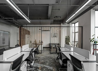 温岭办公室装修