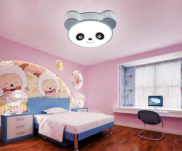 儿童房用暖光还是白光