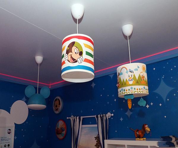 儿童房灯光源用哪种好