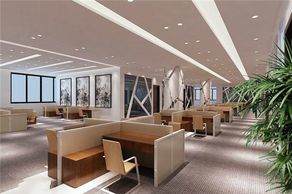 南京办公室装修案例