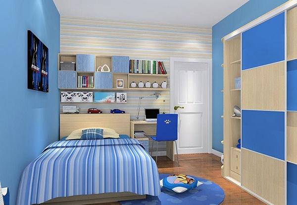 背景墙 房间 家居 设计 卧室 卧室装修 现代 装修 600_415