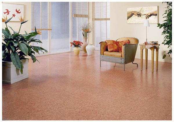 软木地板适合地暖吗