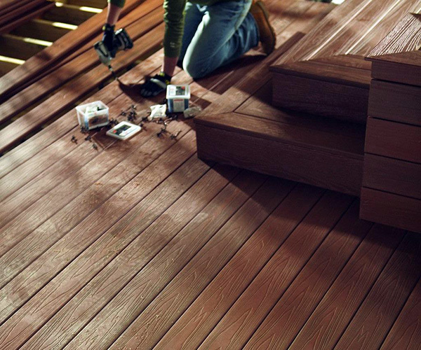 木塑地板缺点