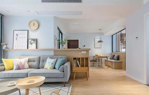 连云港凤凰案例三居室北欧风格应该名都兼职平面设计欣赏一次装修多少钱图片