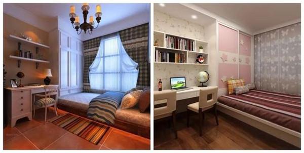 福州女生卧室设计图大全 女生房间怎么简单装修设计