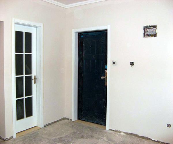 室内墙面装修施工流程