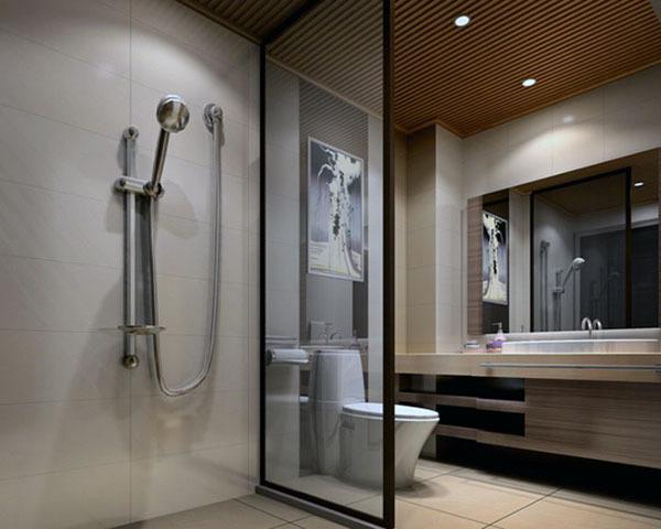 空间搭配 卫浴装修 > 正文   卫生间是家装不可忽视的地方,这里人们