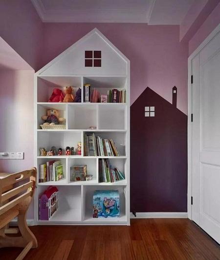现代美式儿童房装修案例
