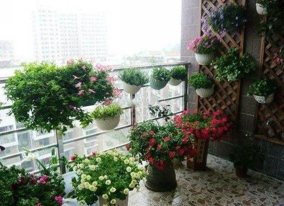 小阳台装修技巧