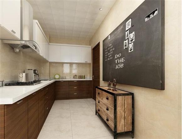 121平米厨房装修