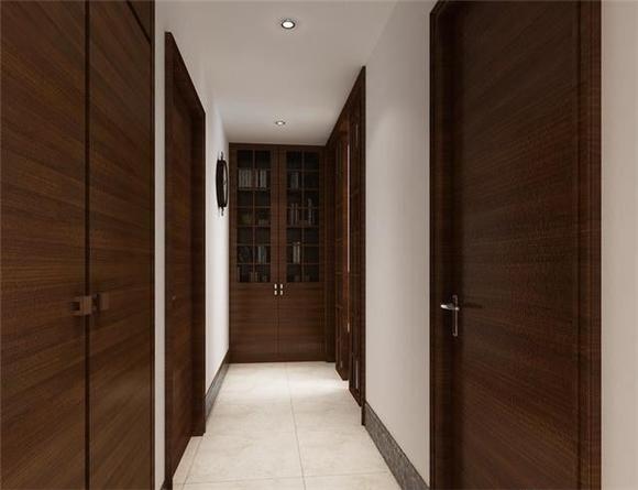 121平米走廊装修