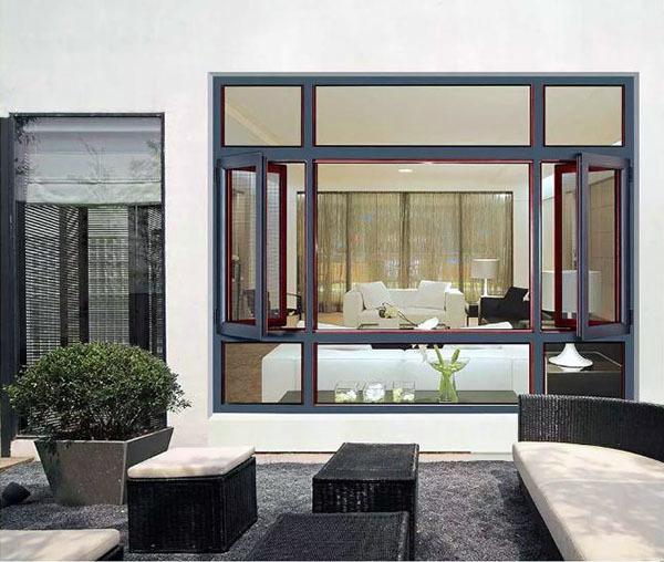 塑钢和铝合金门窗比较