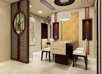 宿州拂晓新城100平米房子装修空间墙面设计