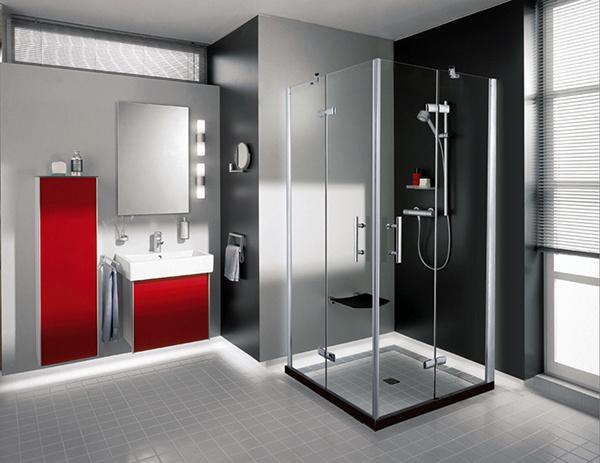 箭牌淋浴房使用说明