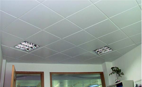 铝扣板吊顶灯怎么拆开