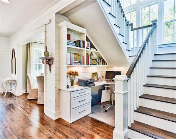 阁楼楼梯怎么装修设计不占空间 阁楼楼梯装修设计效果