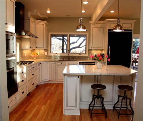 开放式厨房装修效果图 开放式厨房如何装修