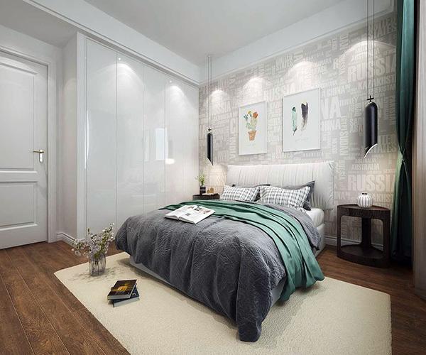 3万元装修100平米房子