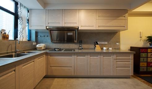 95平米混搭风格厨房
