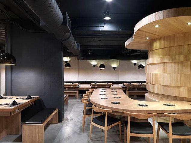 木元素火鍋店設計