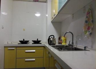 深圳简约装修厨房设计多少钱