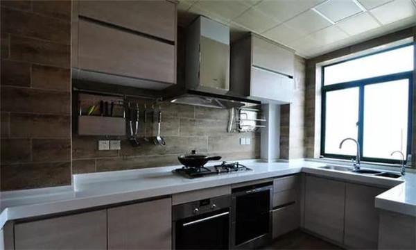 江油简欧风格厨房装修效果图