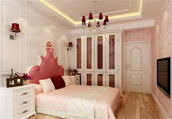 婚房卧室装修效果图推荐 2019小户型婚房装修什么风格