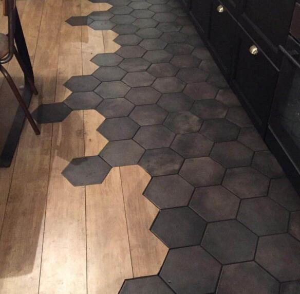 博彩公司排名瓷砖和地板混搭