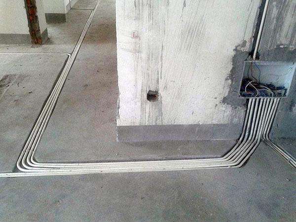 新房装修水电怎么走
