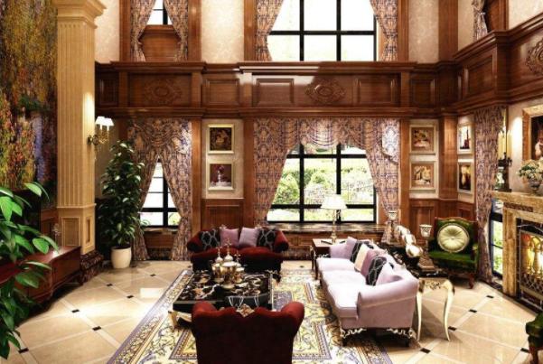 别墅适合哪种装修风格