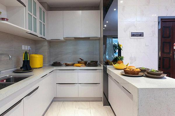 7平方米厨房装修价格 厨房装修材料明细表