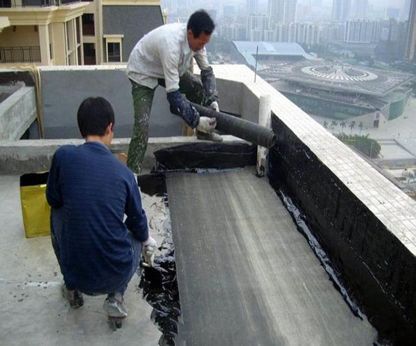 屋顶防水多少钱一平方
