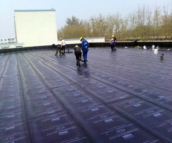 屋顶防水材料有哪些
