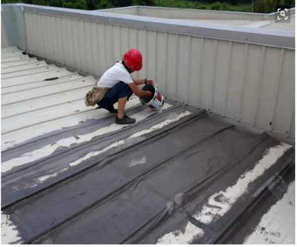 屋顶防水补漏方法