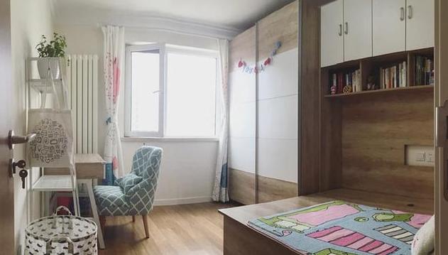儿童房简单装修设计