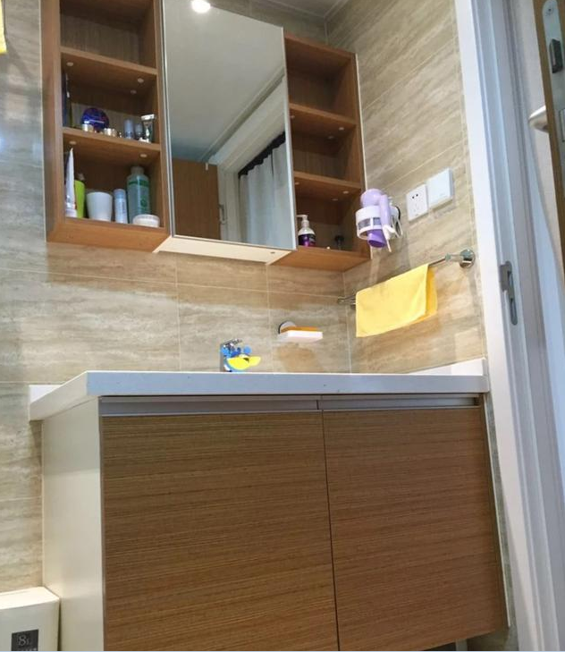卫生间简单装修设计