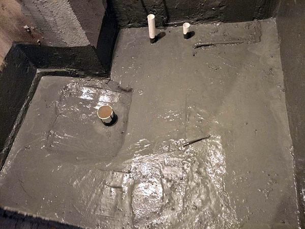 地面防水步骤