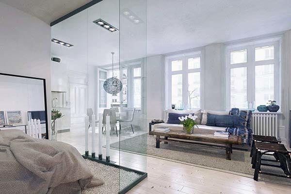 长方形的客厅怎么布置