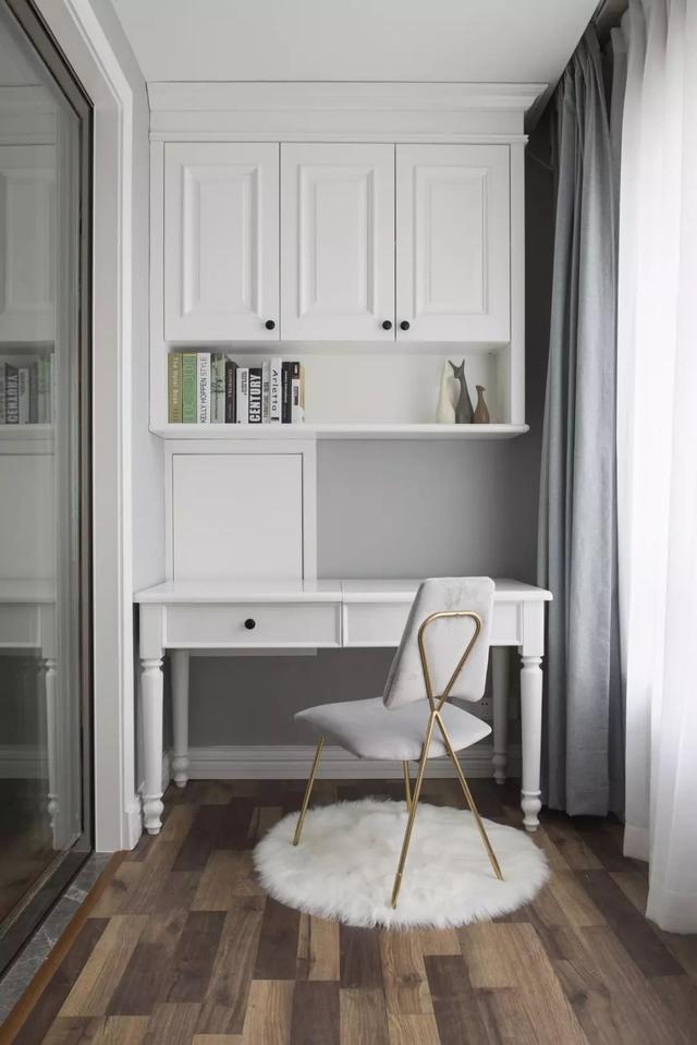 现代轻奢书房装修案例