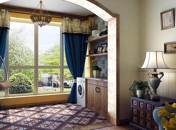 客厅带阳台如何装修