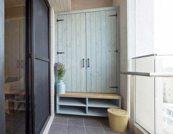 客厅阳台装修风格