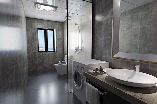 10平米卫生间装修价格 浴室干湿分离怎么做