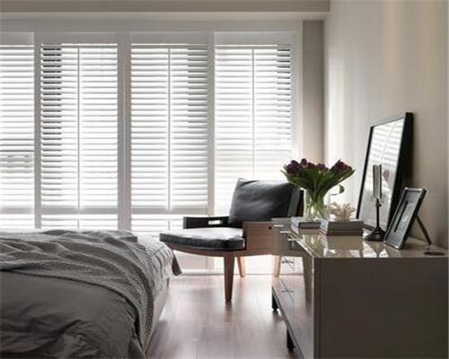 130平现代简约风卧室装修效果图